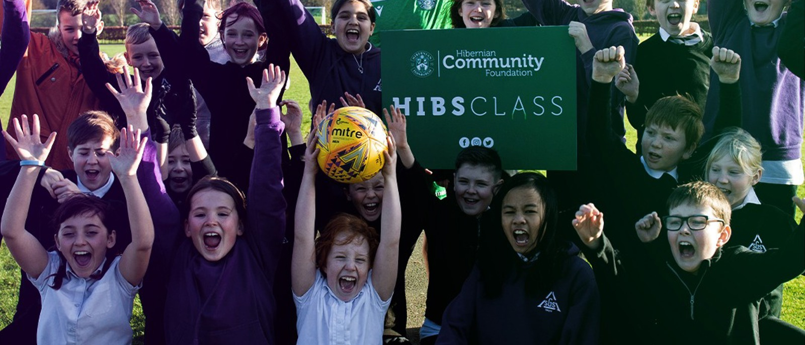 Hibs Class – Scottish FA South East Region Project of The Year 2020